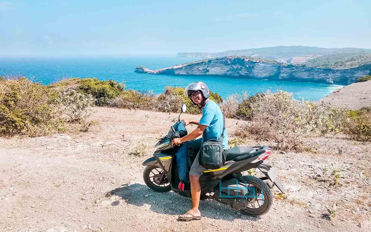 Motoran di Lombok